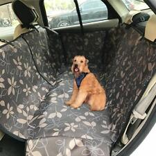 Housse de siège de voiture pour chien, nylon, imperméable, tapis de voiture