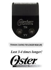 OSTER TITANIUM REPLACEMENT BLADE for Pro-Cord/Cordless,MiniMax,Vorteq,Teqie
