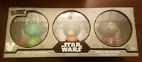 Disney D23 Expo Star Wars Dorbz Vinyl Collection Greedo, Walrus Man, Snaggl