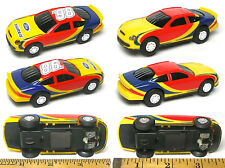 2 piece Artin 1/43 scale FORD TAURUS Stock Slot Race Car Unused New Old Stock A+