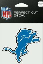 Detroit Lions Logo 4x4 Perfect Cut Car/Window Decal See Description