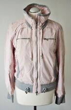 Marc Cain Sport Outdoor-jacket Veste Taille N° 3/38 Rose Gris