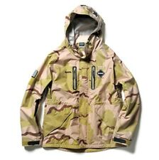 F.C REAL BRISTOL F.C.R.B. CAMOUFLAGE TOUR MOUNTAIN PARKA JACKET FCRB-167025