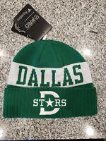Dallas Stars 2020 NHL Winter Classic Fanatics Unisex Cuffed Knit Beanie Toque