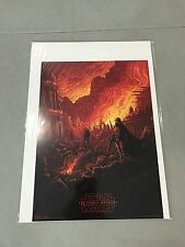 Star Wars  Original AMC IMAX Exclusive Poster 3 of 4 Free shipping