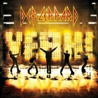 DEF LEPPARD 'YEAH' CD NEU HARD ROCK