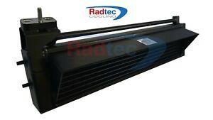 BMW E60 M5 oil cooler by Radtec