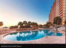 FL Wyndham Ocean Walk Daytona Beach 3 Br Oceanfront February 19-22 x3 nights