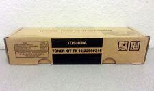 GENUINE Toshiba TK-10 Toner Kit TK10 (1) NEW IN OEM BOX