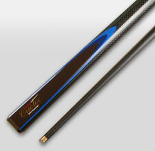 BLACK QUALITY CUETEC Pool Snooker Billiard REAL Graphite Solid Timber Core
