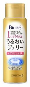☀Kao Biore uruoi jelly moisture 180ml Collagen Hyaluronic acid F/S
