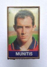 Surname Initial M Football Badges & Pins