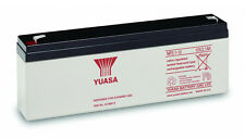 NP2.1 12 volt 2.1ah YUASA RECHARGEABLE ALARM/ SECURITY BATTERY