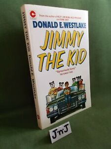 DONALD E WESTLAKE JIMMY THE KID CORONET PB 1977