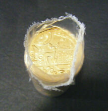 2011 Canada $1 Parks Canada Centennial Loonie coin Mint Wrapped Roll One Dollar