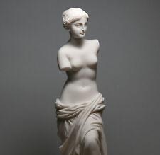 Aphrodite Venus De Milo Greek Goddess Handmade Statue Sculpture Nude Female