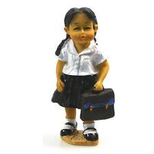 Korean Traditional Figure Female Student Doll Handmade Figure of Memory