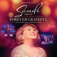 Sandi Patty • Forever Grateful • Live CD 2017 Gaither Music Group •• NEW ••