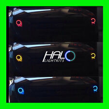 2010-2012 Ford Fusion Oracle COLORSHIFT LED Headlight Halo Rings Kit w/Remote