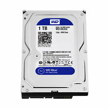 Festplatte WD Blue 1TB, Intern, 7200RPM, HDD