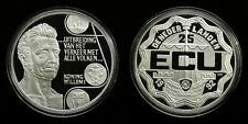 Netherlands - 25 ECU 1992 PROOF Willem I - .925 Ag, 25 gram - mintage 28.493
