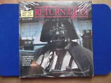 Return of the Jedi Read Along Storybook Record Star Wars ROTJ 1983 SEALED New