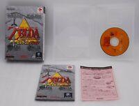 [Mint] GameCube ZELDA COLLECTION Japan import Nintendo GC The Legend of Zelda