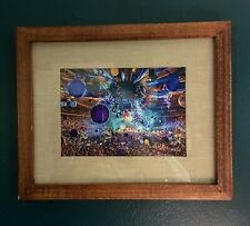 Phish Photo Msg - Unknown Year - Framed. Great Condition!