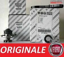 KIT DISTRIBUZIONE +POMPA ACQUA ORIGINALE FIAT PUNTO EVO 1.4 NATURAL POWER METANO