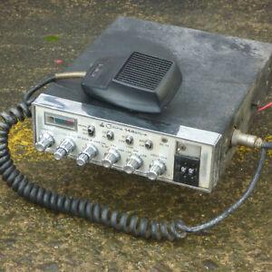 Vintage Cobra 148 GTL-A CB Radio Car Truck 40 Channel Amateur Dash SSB Retro Old
