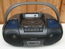 PANASONIC RX-D29 - Radio / CD / MP3 - Kassettenrecorder / guter Klang