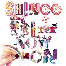 SHINEE-SHINEE THE BEST FROM NOW ON-JAPAN CD G82