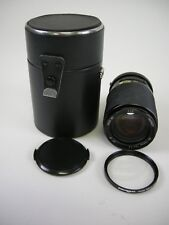 Tamron Adaptall Lens 35-135mm f3.5-4.5 w/ case, filter and front cap
