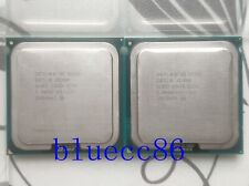 Matching pair (2) Intel Xeon X5365 3GHz Quad-Core LGA771 CPU Processor