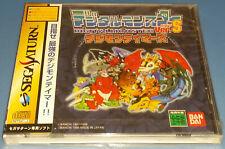 Digital Monster Ver.S Digimon Tamers For Sega Saturn - Brand New Factory Sealed