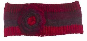 Ganz Winter Women's Warm Headband Flower Knit Ear Warmer Sold Separate ER27813