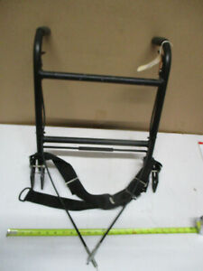 Quickie TS Tilt in Space Wheelchair Push Handles Sunrise Medical
