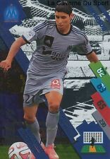 OM-UP2 ABDELAZIZ BARRADA TOP RECRUE OM MARSEILLE CARD ADRENALYN FOOT 2015 PANINI