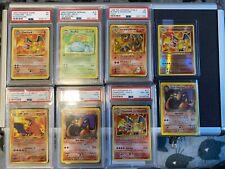 PSA Charizard Pokemon cards