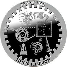 T.I.M.E. Series - Perpetual 1 oz .999 Silver Proof-Like BU Round USA Made Coin