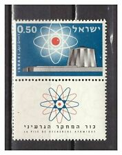 s30047) ISRAEL MNH** 1960 Nuclear reactor 1v