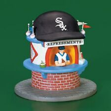 Dept 56 - Christmas In the City - Chicago White Sox Refreshments Stand - New
