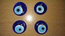 Anhänger 1 Stk Glas-magisches Auge blaues Auge Nazar boncugu Nazar Boncuk sünnet