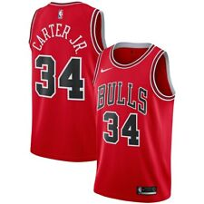 New 2020 Nike Chicago Bulls Wendell Carter Jr. Icon Edition Swingman Jersey NWT