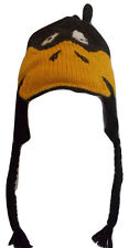 DAFFY DUCK PERSONAGGIO Knit Hat Kids Festival / Sci TV Cartoon Loony Tunes Retrò