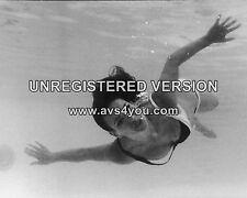 """Claudine Auger James Bond 007 10"""" x 8"""" Photograph no 26"""