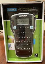 Dymo Label Maker Labelmanager 160 Portable Label Maker New Open Box