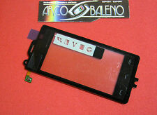 VETRO +TOUCH SCREEN per NOKIA 5530 Xpress Music Nero DISPLAY LCD VETRINO Nuovo