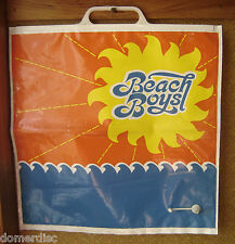 The Beach Boys Music Plastic Hand L It Fan Bag Inflatable Pillow Vtg Unused Htf