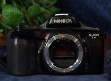 Nice MINOLTA MAXXUM 7xi Auto Focus 35mm SLR Camera Body Only
